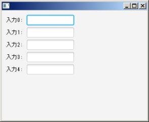 JavaFXで使う各種Paneの紹介