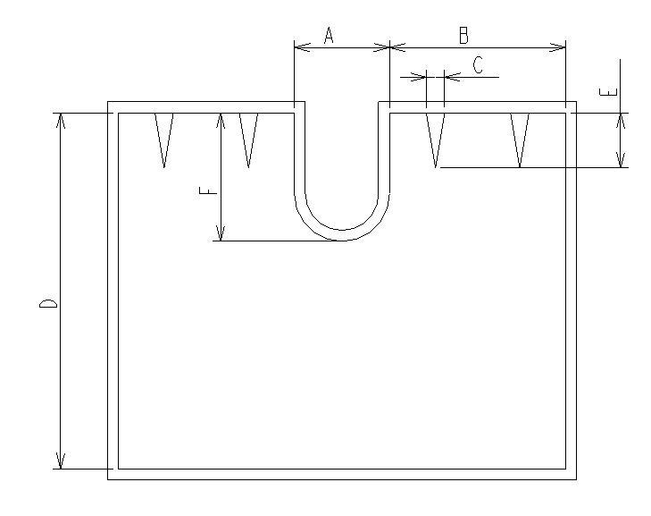 巻きズボン型紙